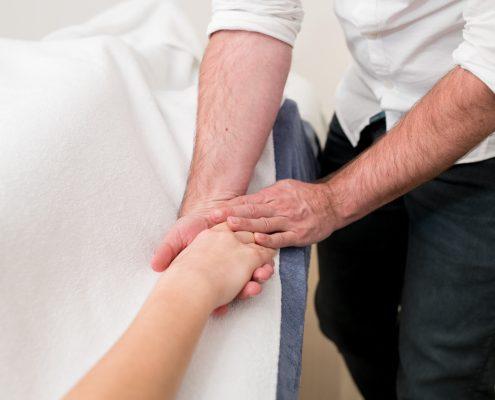 haptische massage
